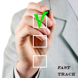 Προϋποθέσεις ένταξης στην διαδικασία «Fast Track»